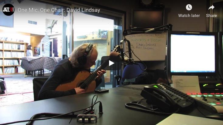 David Lindsay | One Mic ~ One Chair
